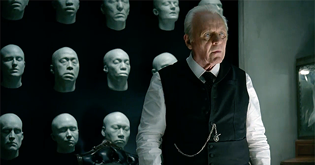 Westworld explored the topic of hyper-realistic, virtual worlds