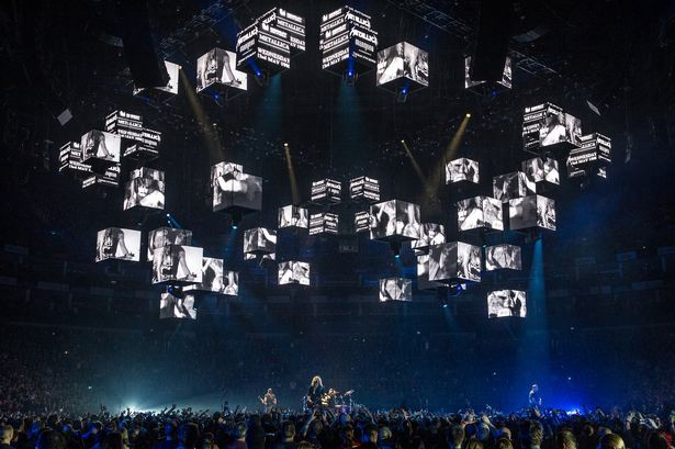 What going to a Metallica concert with my daughter taught me about