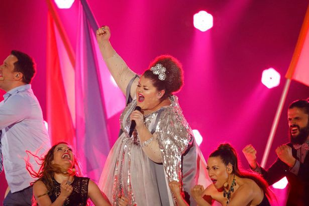 THE YAYS AND NAYS OF THE EUROVISION SONG CONTEST GRAND FINAL