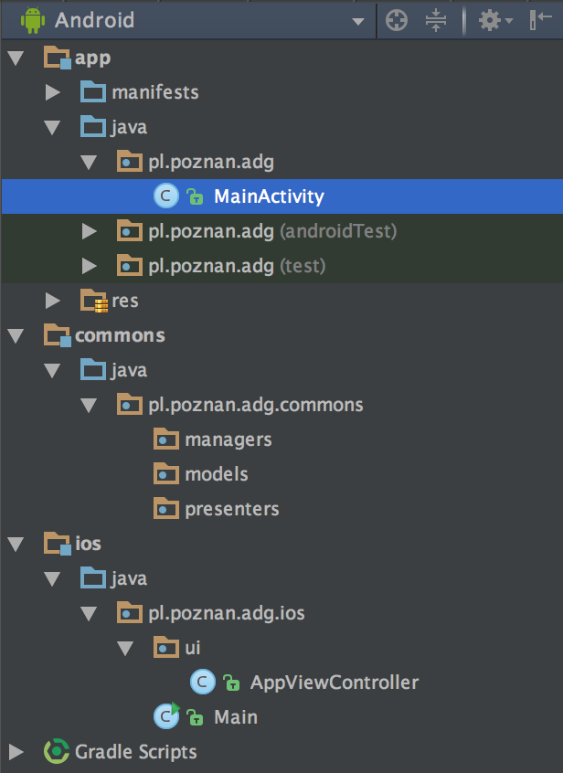 Write iOS apps in Java along with Android - Matthew Bartos