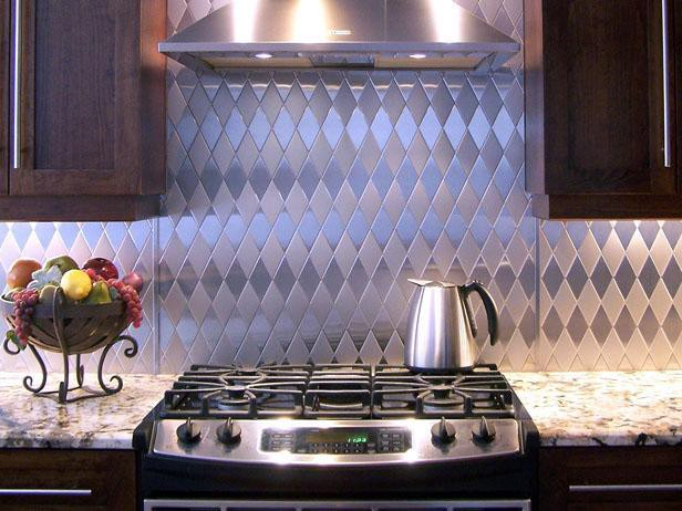Stainless Steel Backsplashes Pros And