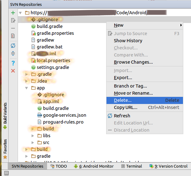 Import Android Studio project in SVN (Subversion) - IndiaNIC - Medium