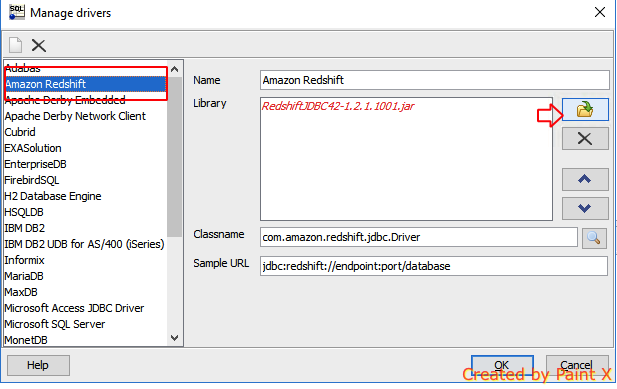Amazon Redshift — Connect from your Windows machine