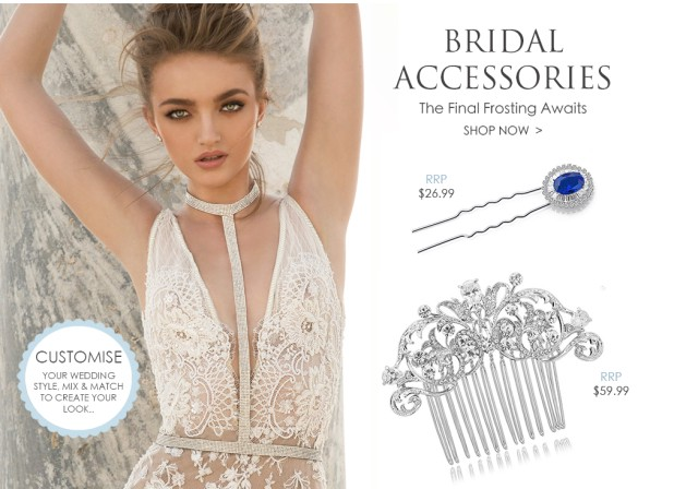 Bridal Lingerie and 3 Other Wedding Must-Have Wedding