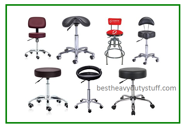 Admirable Best Heavy Duty Adjustable Height Hydraulic Stools Ratings Machost Co Dining Chair Design Ideas Machostcouk