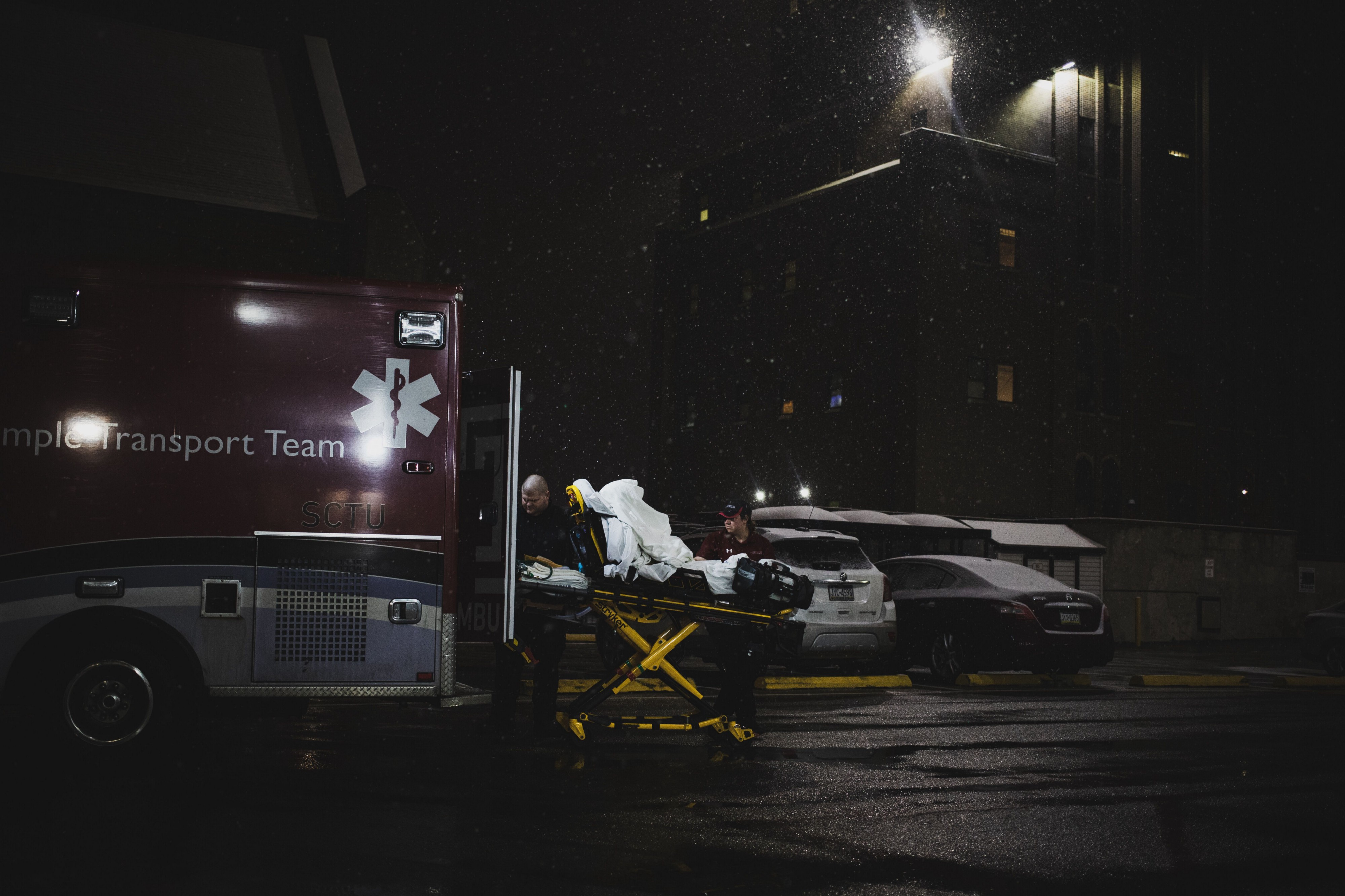 24 hours in the life of an opioid epidemic - Stories from