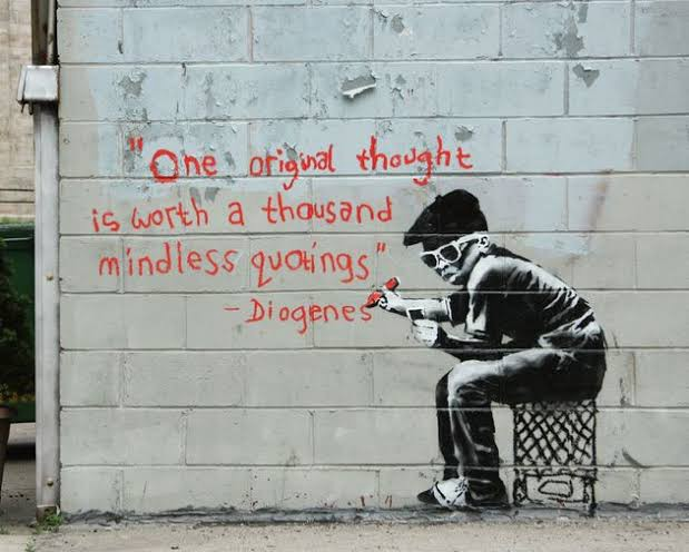 Picture Source: Banksy