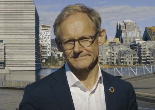Marius Døcker, Managing Director in Business for Peace