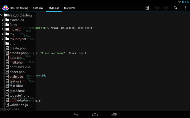 8 Cool Free Code Editors for Android - wikiblinks com - Medium