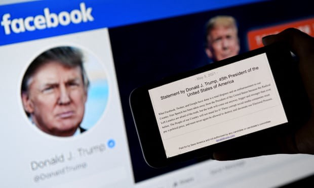 Donald Trump Facebook accounts suspended for 2 years- Know why?