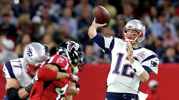 Tom Brady is known for his ability to lead his team to victory. Credit: Matthew Emmons-USA TODAY Sports