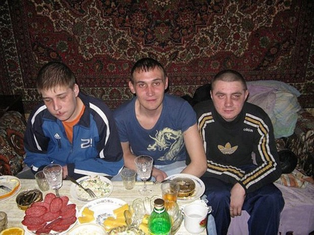 Russians Love Carpets Extremely Funny