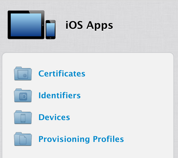 iOS Certificates & Provisioning Profiles - Software By Miles