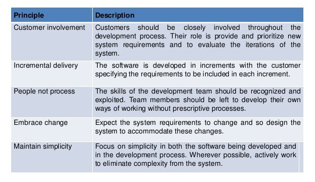 Software Engineering — Software Process and Software Process Models
