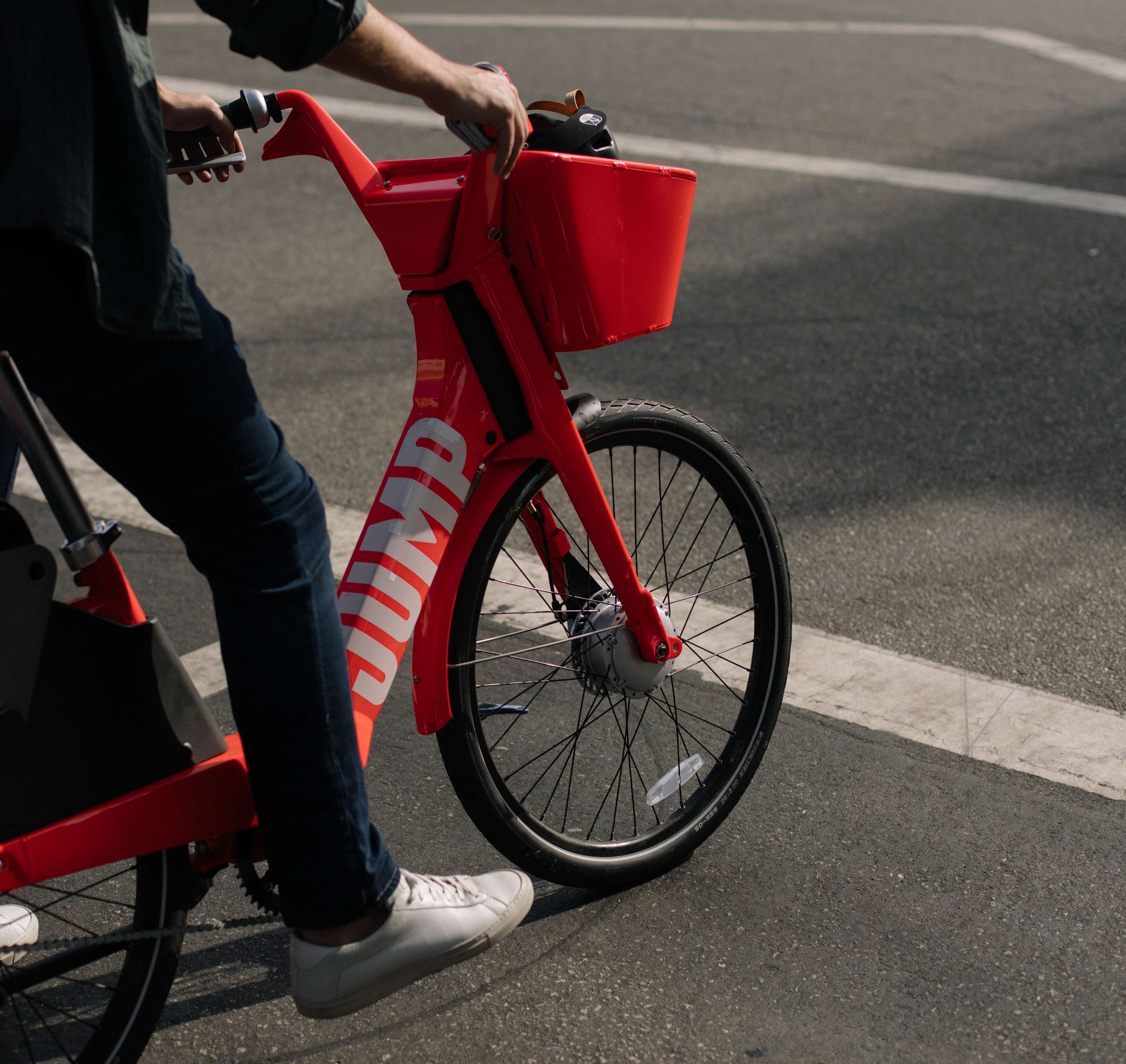 Doubling Down on electric bikes in San Francisco - JUMP