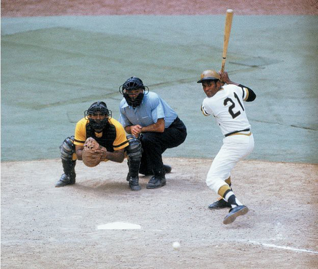 online store cf730 e9676 Mourning a Legend: Roberto Clemente - Riley Poole - Medium