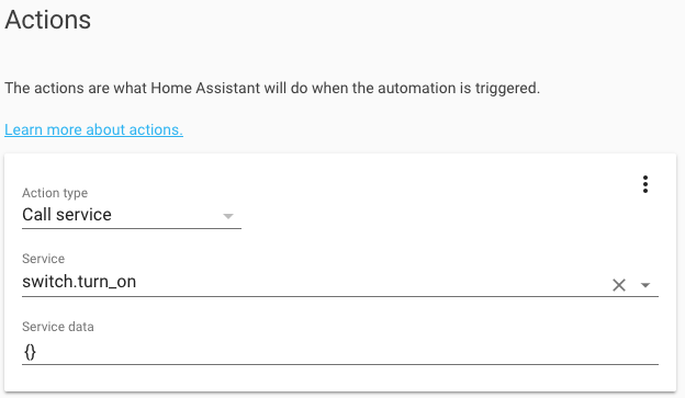 Flic beyond the phone — Home Assistant on the Raspberry Pi