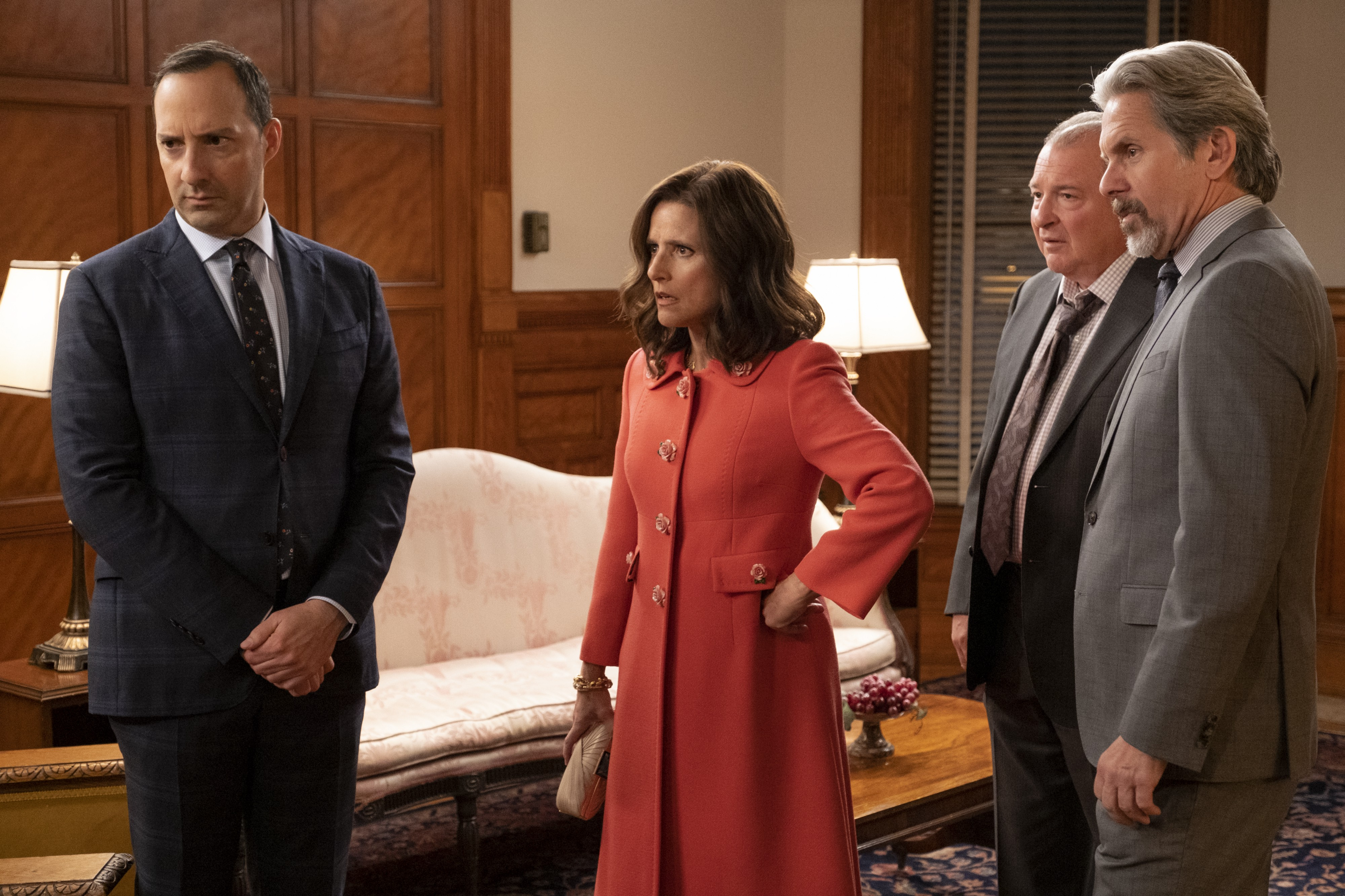 Emmy®-Winning HBO Comedy Series VEEP, Starring Emmy® Winner