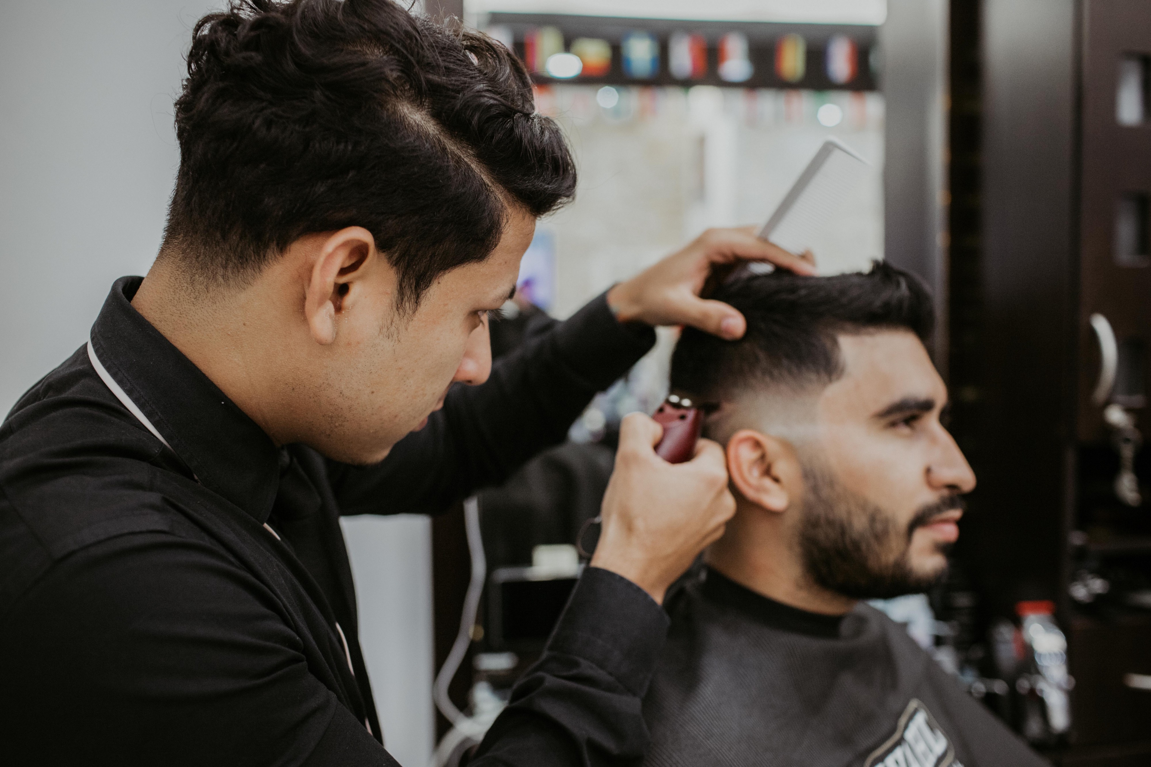 Learning To Cut My Own Hair Saved Me Thousands  by Marx D.  The
