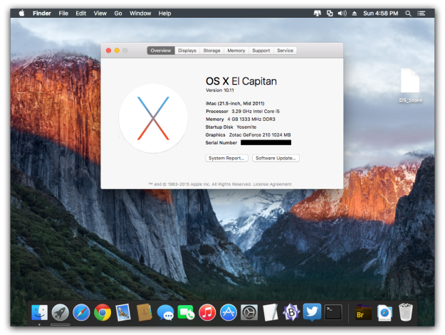 Guide :: Install Mac OSX El Capitan on Hackintosh PC With