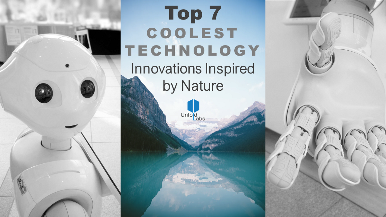 Top 7 COOLEST Technology Innovations Inspired by Nature