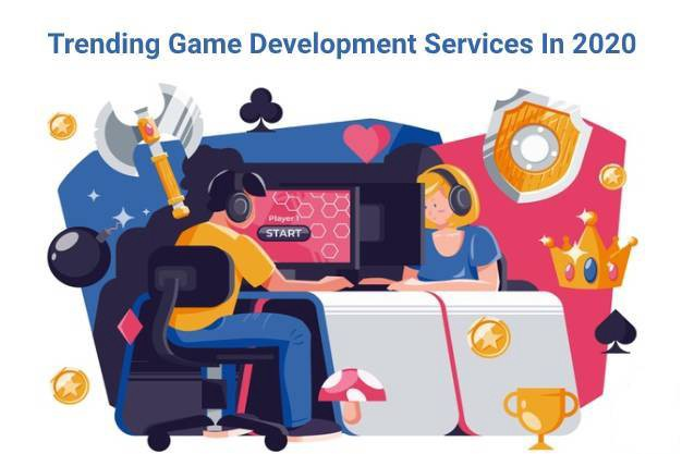 Game Development Services Trends