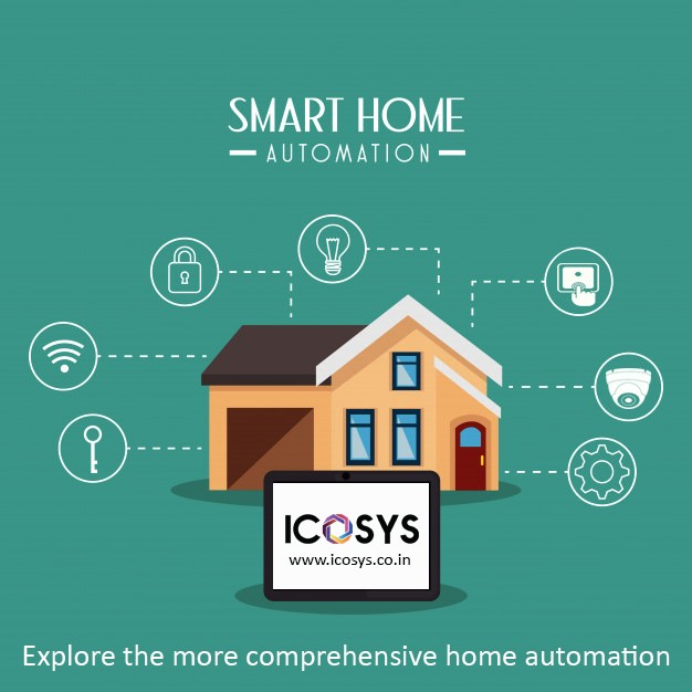 Smart Home Automation Company in Kolkata, India - Icosys