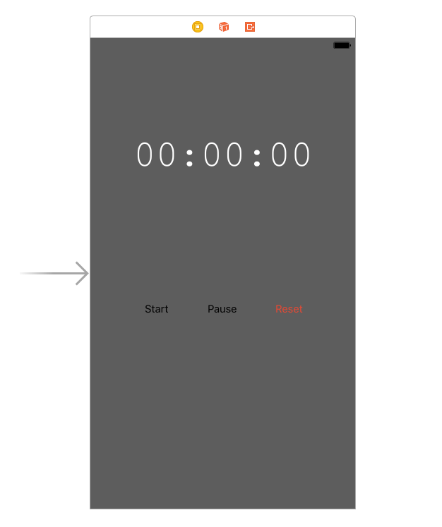 Build a count down timer with Swift 3 0 - iOS App