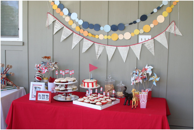 5 TIPS FOR THROWING A BIRTHDAY PARTY WITHIN A BUDGET