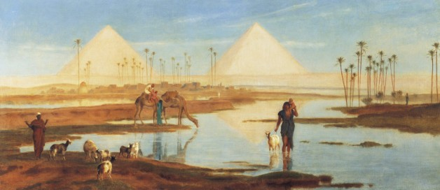 Egyptian Philosophy II — Reincarnation and not-so-much-Polytheists