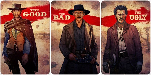 Image of The Good, The Bad, and The Ugly from Kyle Evans's article on OKRs