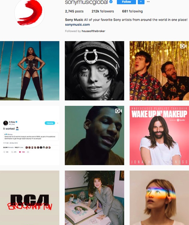 The Best Music Industry Accounts to Follow on Instagram