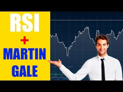 RSI + Martingale — IQ Option — rsi indicator — how to use rsi with
