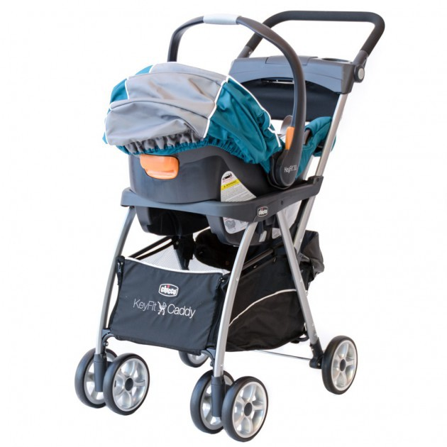 Chicco KeyFit Caddy Frame Stroller Review in 2019 ...