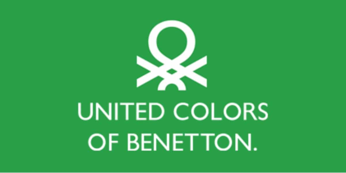 "693273771a ""United Colors of Benetton"" logo."