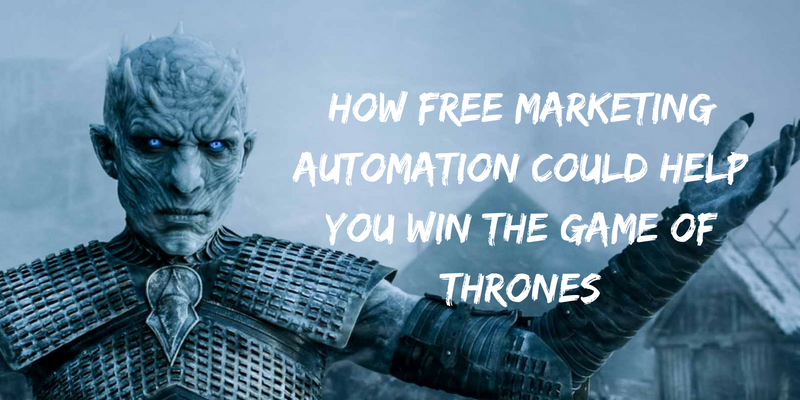 How Free Marketing Automation Could Help You Win the