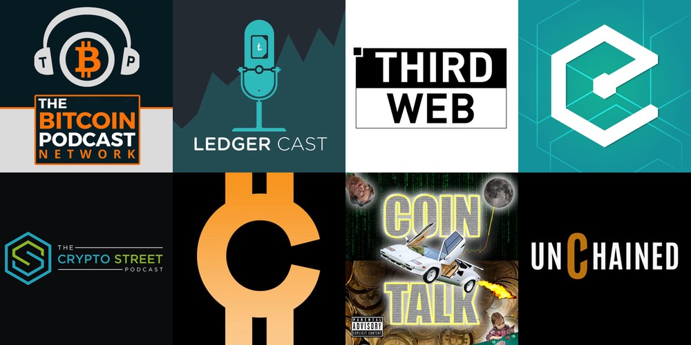 8 Crypto Podcasts You Should Listen to in 2018 - Lukas Schor