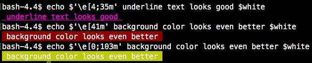 Colorize Your Shell Commands without any libraries or plugins 💻