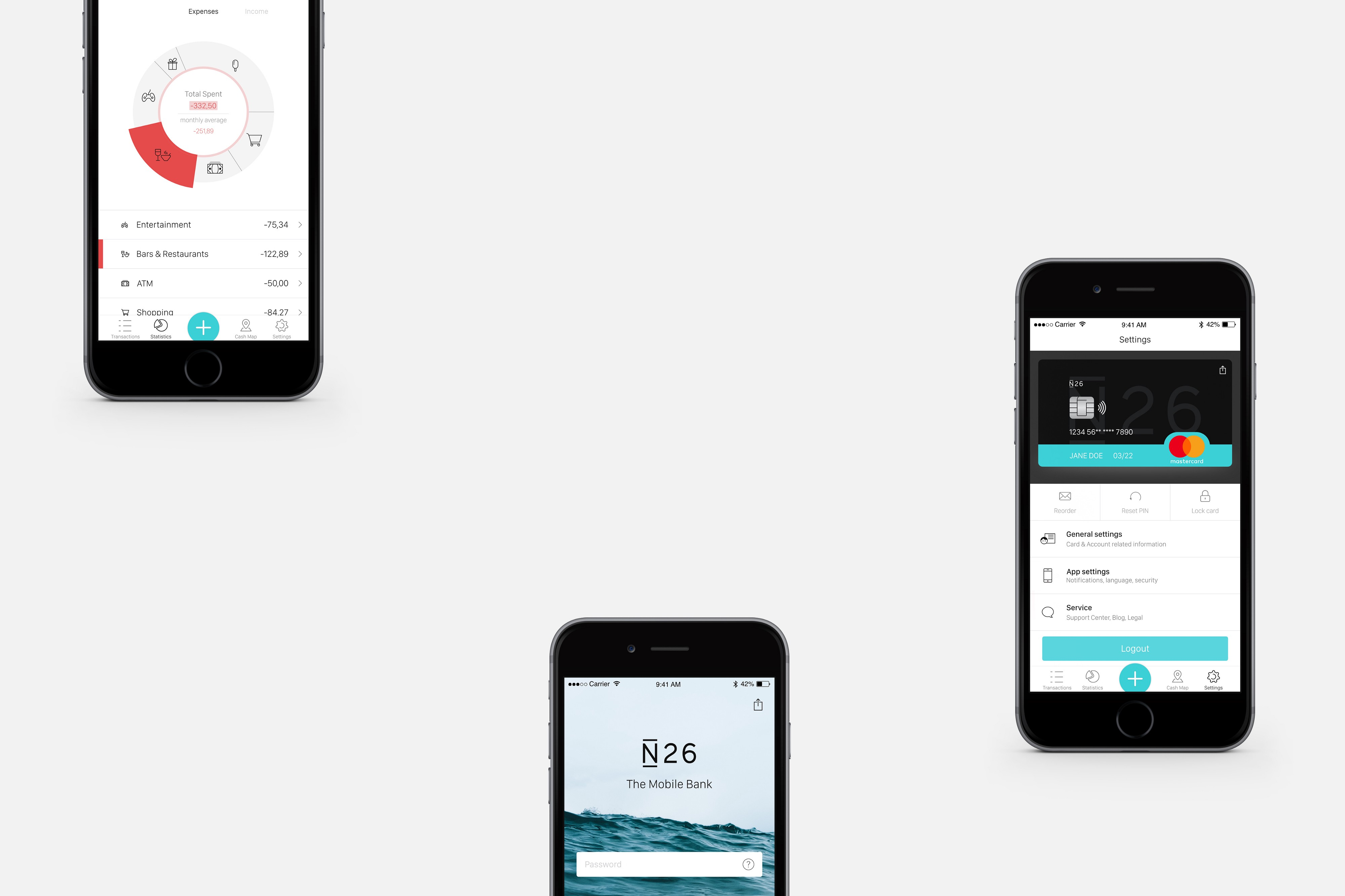 N26: How Banking by Design could be improved - Max Inzinger