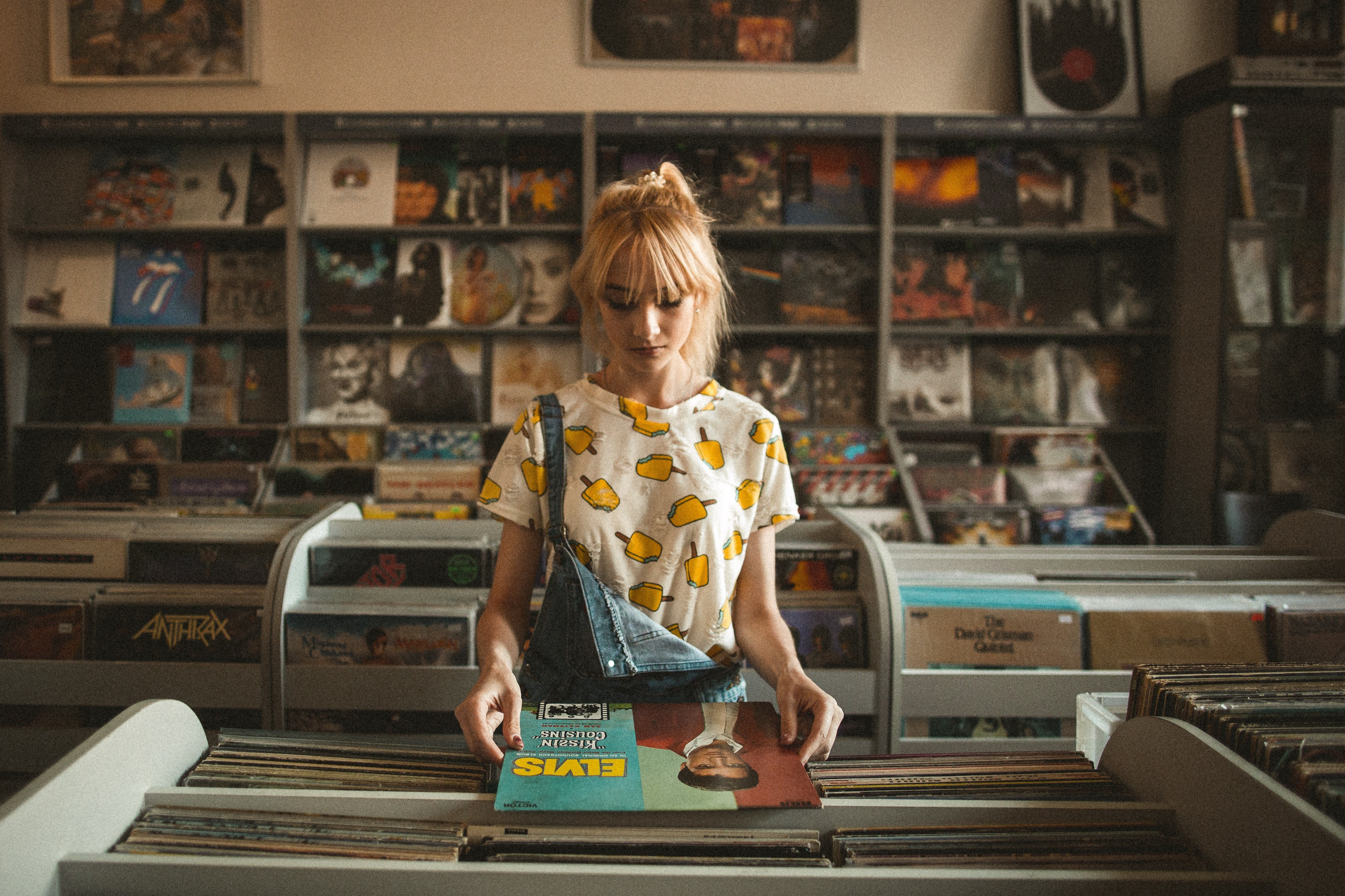 The 100 best record shops in Europe - Miguel Ferreira - Medium