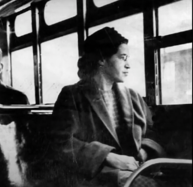 Rosa Parks refused to be denigrated by the political power structure of her day.
