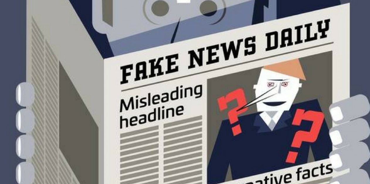 fake news classification featured Image
