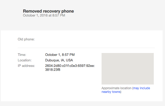 Adding a phone number to your Google account can make it