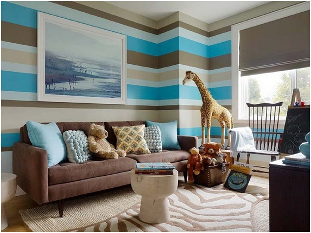 . Blue shades in interior design  rules and tips  Best ideas