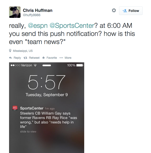 Mobile UX Design: What Makes a Good Notification? - UX Planet