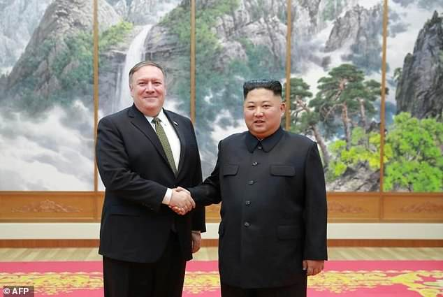 North Korea's leader Kim Jong Un is ready to allow international inspectors in to see dismantled nuclear sites, said US Secretary of State Mike Pompeo