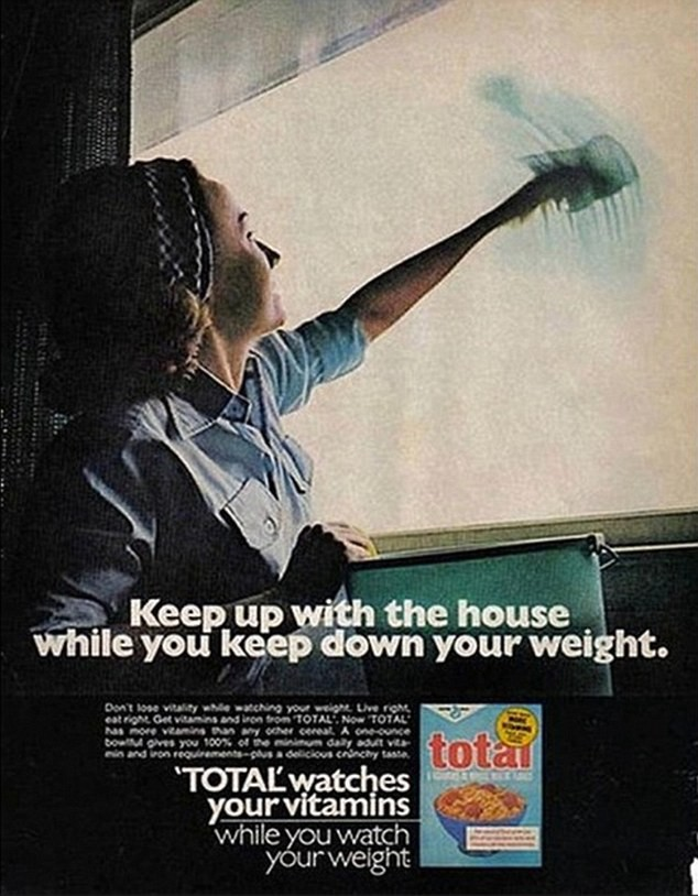 Horrifying sexism in advertising  Historical Perspective