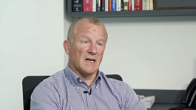 Image of Neil Woodford, failed UK fund manager