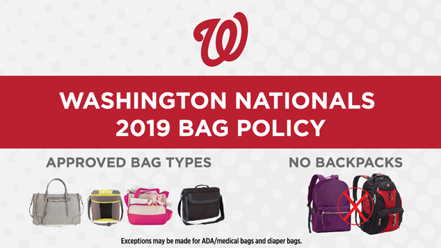 photo about Washington Nationals Printable Schedule named Washington Nationals Announce 2019 Marketing Plan
