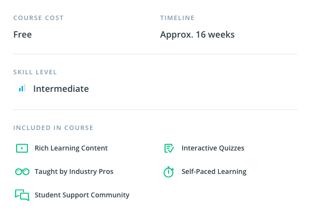 Inclusive UX Education: Designing a Free Online Learning
